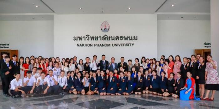 นักศึกษาเวียดนามฝึกประสบการณ์ 2561