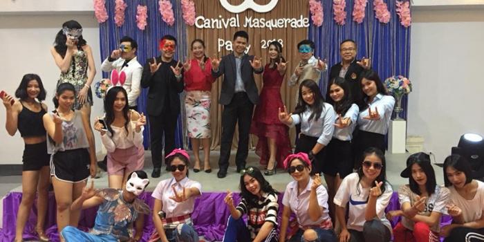 TSIC FAMILY PARTY 2018 Carival Masquerade Party