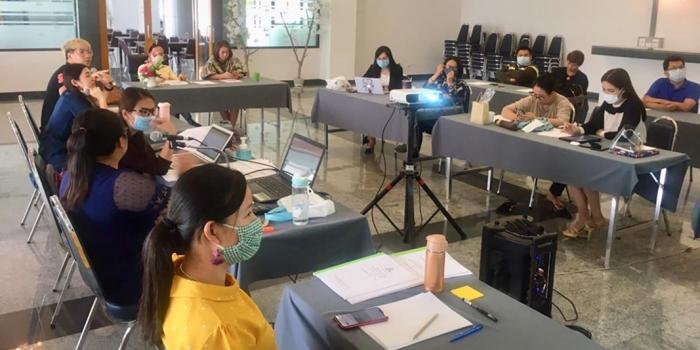 วทท.มนพ. ประชุมงานประกันคุณภาพการศึกษา ครั้งที่2/2562