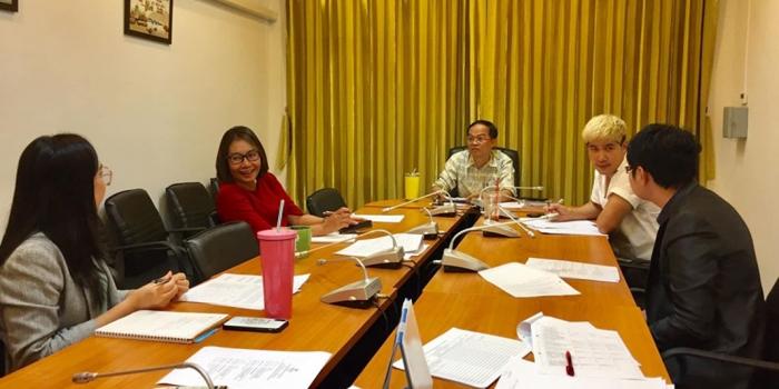 ว.การท่องเที่ยวฯ ประชุมปฏิทินกิจกรรมนักศึกษา ประจำปีการศึกษา 2563