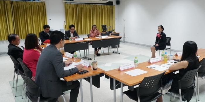 สอบสัมภาษณ์ฯก่อนออกฝึกปฏิบัติงานสหกิจศึกษา ประจำปีการศึกษา 2563